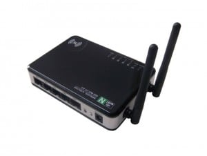 DD-WRT Router vpn