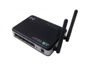 DD-WRT Router vpn